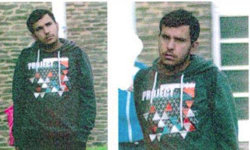 ဘာလင္ ေလဆိပ္ကို ဗုံးေဖာက္ခြဲရန္ ႀကံစည္သူ ဆီးရီးယား လူမ်ဳိး တစ္ဦးကို ဂ်ာမန္ရဲ ဖမ္းဆီး