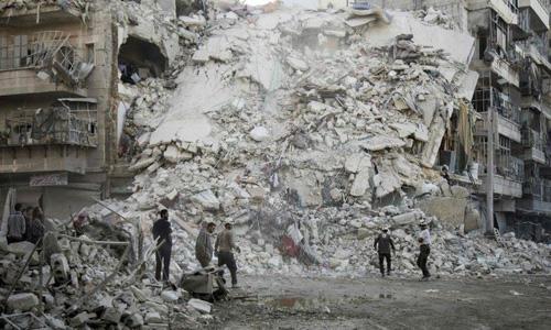 'ထြက္ေျပးၾကမလား အေသခံမလား'ဟူသည့္ SMS စာတိုမ်ား ဝင္ေရာက္လာမႈေၾကာင့္ ဆီးရီးယားေဒသခံမ်ား ထိတ္လန္႔လ်က္ရွိ