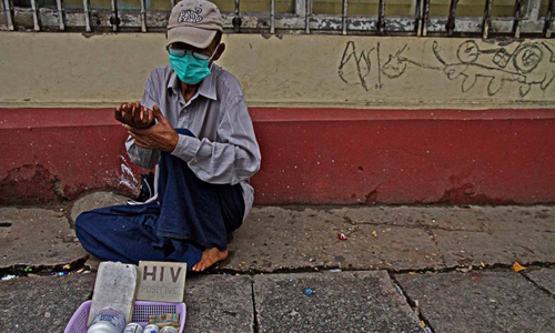 ဂ်ပန္အစိုးရ၏ လွဴဒါန္းေငြ ကန္ေဒၚလာ ၂ ဒသမ ၉ သန္း ျဖင့္ ႏိုင္ငံတစ္ဝန္းမွ HIV ႏွင့္ TB ေဝဒနာရွင္မ်ားကို္ ေထာက္ပံ႔မည္