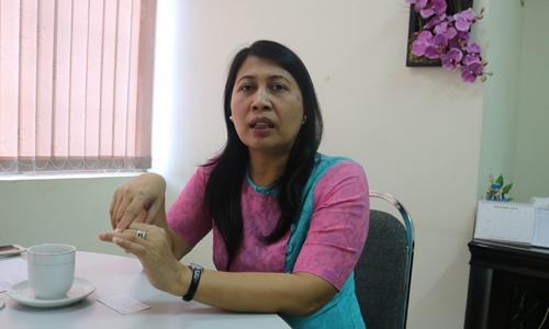 interview - Daw Hnin Wai