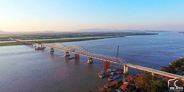 သံလြင္တံတား(ေခ်ာင္းဆံု) ကို ဗိုလ္ခ်ဳပ္ ေအာင္ဆန္း တံတားဟု အမည္ေျပာင္းရန္ လႊတ္ေတာ္က မဲခဲြဆံုးျဖတ္ အတည္ျပဳေပးခဲ့