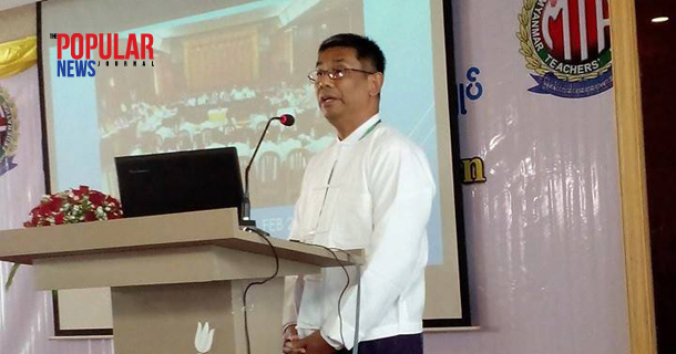 Dr Thein Lwin