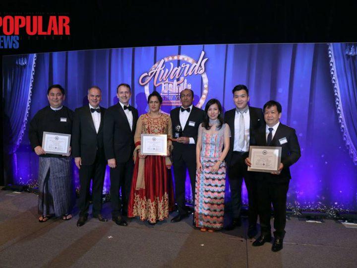 ယခုႏွစ္ GMI Grandmasters တြင္ ျမန္မာႏုိင္ငံ ကိုယ္စားျပဳ Chevrolet Myanmar မွ ဆုရရွိခဲ့