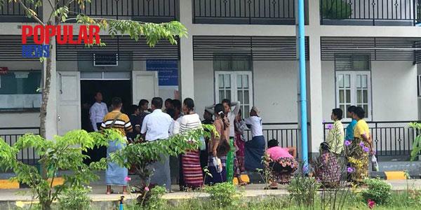 ကားမူဝါဒ ထြက္ေပၚလာၿပီးေနာက္ လူတစ္ဦးခ်င္း ဖရီးပါမစ္ျဖင့္ ေလွ်ာက္ထားမွဳ (၅)ဆေက်ာ္ ျမင့္တက္လာ
