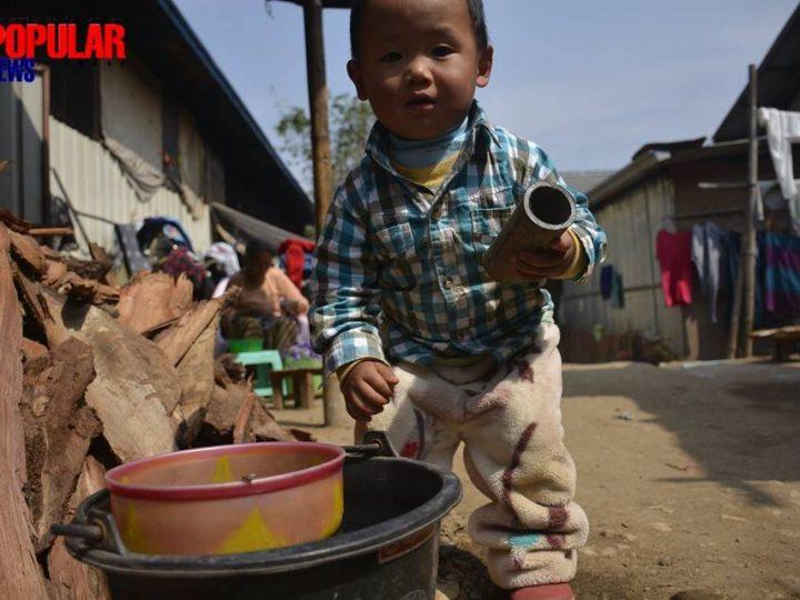 ျမန္မာနုိင္ငံမွာ သက္တမ္းရင့္ စစ္ေဘးေရွာင္ ဒုကၡသည္စခန္း(IDP Camp) ၁၄၀ ေက်ာ္ရွိ