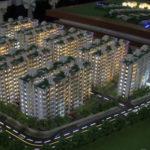 မႏၲေလးၿမိဳ႕အဝင္ ၆ လမ္းသြား လမ္းမႀကီး အနီးနားမွာ ေဆာက္လုပ္မယ့္ Garden City Apartment Complex