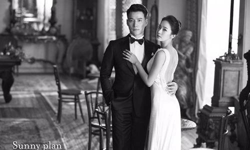 Pre Wedding ဓာတ္ပုံေတြနဲ႔အတူ ဇနီးေလာင္းေလးကုိ ထုတ္ၾကြားလိုက္ၿပီ Cho Tae Kwan