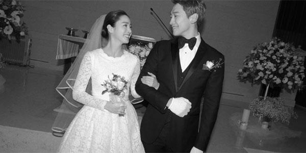 မဂၤလာပြဲ လွ်ဳိ႕ဝွက္စြာ ျပဳလုပ္ၿပီး ပရိသတ္မ်ား တအံ့တၾသ ျဖစ္ခဲ့ရတဲ့ Rain နဲ႔ Kim Tae Hee