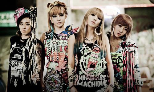 Billboard's World Digital Songs  ဇယားမွာ နံပါတ္ ၁ ခ်ိတ္ခဲ့တဲ့ 2NE1  ရဲ႕Goodbye  သီခ်င္း