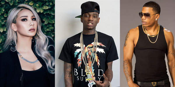 ကုိရီးယားအဆုိေတာ္ CL  နဲ႔အတူ Soulja Boy, Nelly  တုိ႔ရဲ႕ ေဖ်ာ္ေျဖပြဲ ျမန္မာႏုိင္ငံမွာ ေမ ၁၃ ရက္ေန႔ ျပဳလုပ္မည္