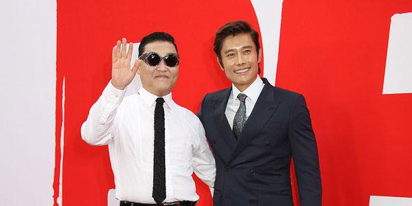 PSY ရဲ႕ သီခ်င္းဗီဒီယုိ မွာပါဝင္မယ့္ Lee Byung Hun