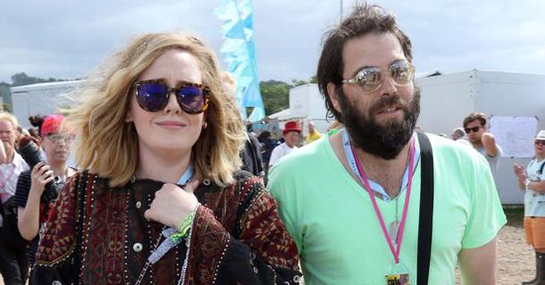 Adele လက္ထပ္လိုက္ျပီလား..