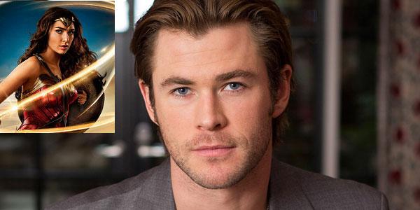 Wonder Woman ဇာတ္ကားက သူ႔ရဲ႕အႀကိဳက္ဆုံး ဇာတ္ကားလုိ႔ ေျပာလိုက္တဲ့ Chris Hemsworth