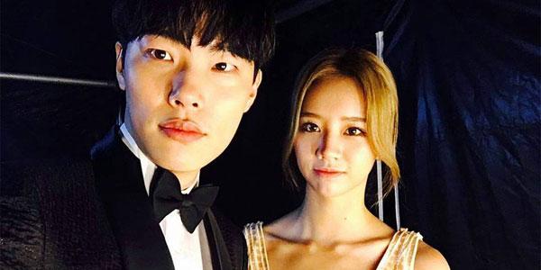 ခ်ိန္းေတြ႕ေနၾကတဲ့ Hyeri နဲ႕ Ryu Joon Yeol
