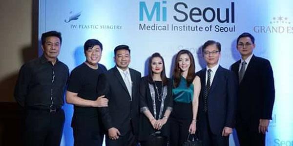 Mi Seoul Plastic Surgery ရဲ႕ စာနယ္ဇင္း မိတ္ဆက္ပြဲ