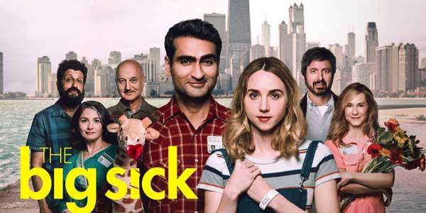 The Big Sick အခ်စ္ဟာ ဘာအေရာင္လဲ