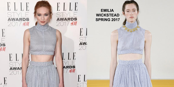 Elle Style Awards 2017 ပြဲတက္ဖက္ရွင္