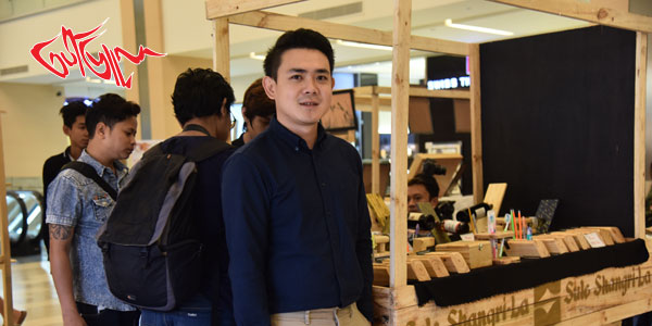 Wooden DIY Products မ်ား ဖန္တီးထုတ္လုပ္ေနတဲ့  သရုပ္ေဆာင္ေကာင္းခန္႕