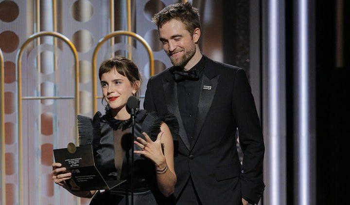 Robert Pattinson နဲ႔ Emma Watson တို႔ Date ေနၾကျပီလား