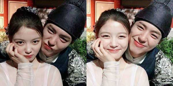 2017 KBS Drama Awards  ပြဲမွာ တင္ဆက္သူမ်ားအျဖစ္ ျမင္ေတြ႕ရမယ့္ Kim Yoo Jung န႔ဲ Park Bo Gum
