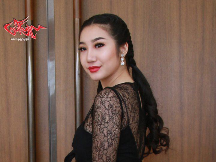 ေက်ာင္းတက္ရင္းနဲ႔ အႏုပညာအလုပ္မ်ား လုပ္ကိုင္ေနတဲ့ Miss Universe Pyin Oo Lwin 2017 အလွမယ္ ထြဋ္ျမတ္ေရႊရည္