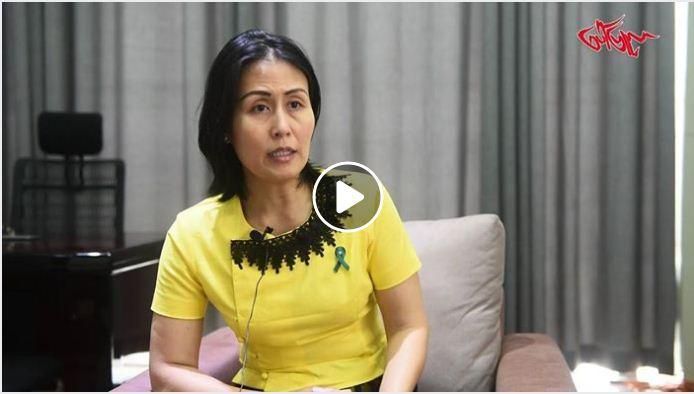 ျမန္မာႏိုင္ငံမွာ သက္ငယ္မုဒိန္းမႈကို ထိေရာက္၊ျပင္းထန္ တဲ့ ႏွစ္ရွည္ေထာင္ဒဏ္အျပင္ လြတ္ၿငိမ္းခ်မ္းသာခြင့္ မရွိတဲ့ ျပစ္ဒဏ္ကို ေပးဖို႔ ေတာင္းဆိုခ်င္ပါတယ္ဆိုတဲ့ မရီရီသာ (MD, Yangon Academy International School), Classic Ms Golden Land Myanmar 2017