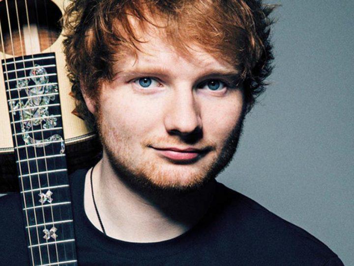 ေစ့စပ္လိုက္ၿပီဆိုတဲ့ Ed Sheeran