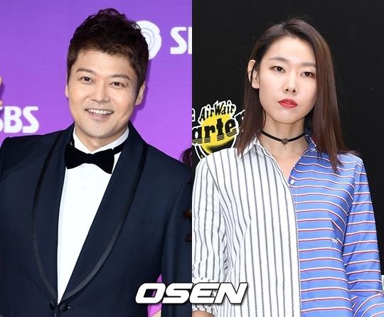ခ်စ္သူျဖစ္ေနၿပီဆိုတာအတည္ျပဳလိုက္တဲ့ Jung Hyun Moo, Han Hye Jin