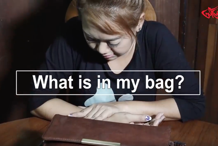 What is in my bag ?