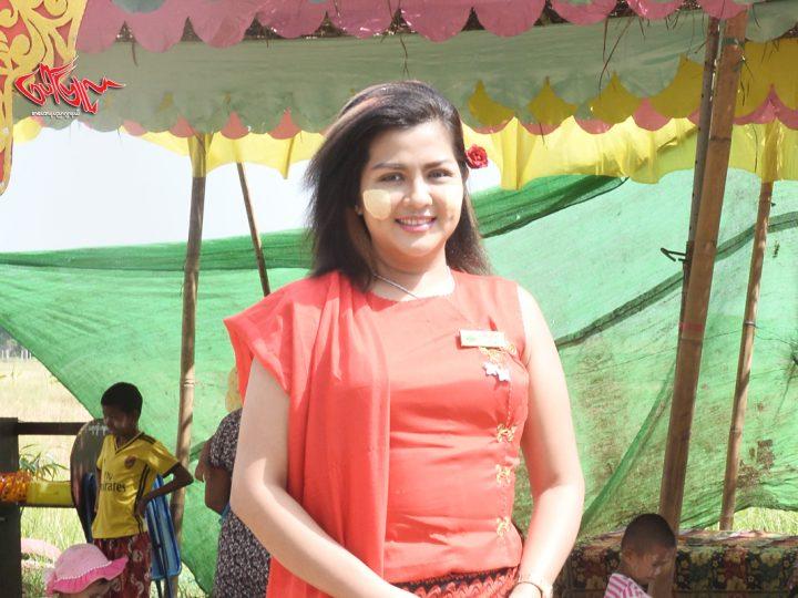 ငယ္ငယ္ကတည္းက Broken Family ျဖစ္ခဲ့ရတဲ့အတြက္ မိဘမဲ့ကေလးေတြကို စာနာတယ္ သရုပ္ေဆာင္ ခိုင္ႏွင္းေ၀