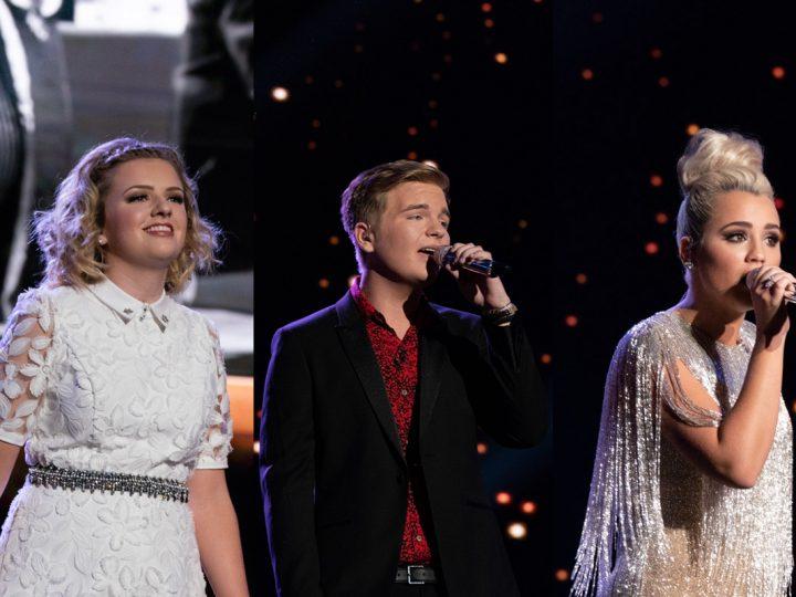 ၂၀၁၈ ရဲ႕ American Idol မွာ ဘယ္သူအႏုိင္ရရွိမလဲ   . . .
