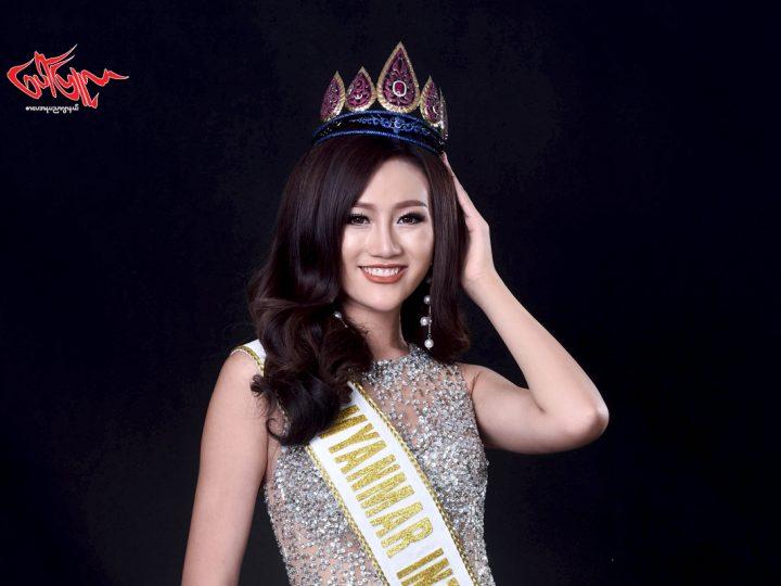 ျမန္မာအက်ႌေတြ ဝတ္ဆင္ရင္ ကိုယ့္ကိုယ္ကိုယ္ ယံုၾကည္မႈရွိတယ္ Miss Myanmar International 2018 Winner ေမယုခတၱာ