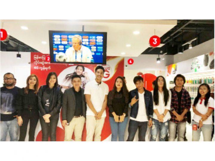 ပရိသတ္နဲ႔ ရင္းရင္း ႏွီးႏွီးေတြ႕ဆုံခဲ့ၾကတဲ့  Myanmar Idol Season 3  ဆန္ခါတင္ၿပိဳင္ပြဲဝင္မ်ား