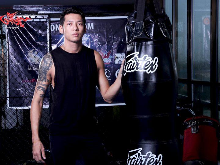MMA မွာ ယွဥ္ၿပိဳင္ဖို႔ Ready ျဖစ္ေနၿပီ Myanmar MMA Fighter ဖိုးေသာ္