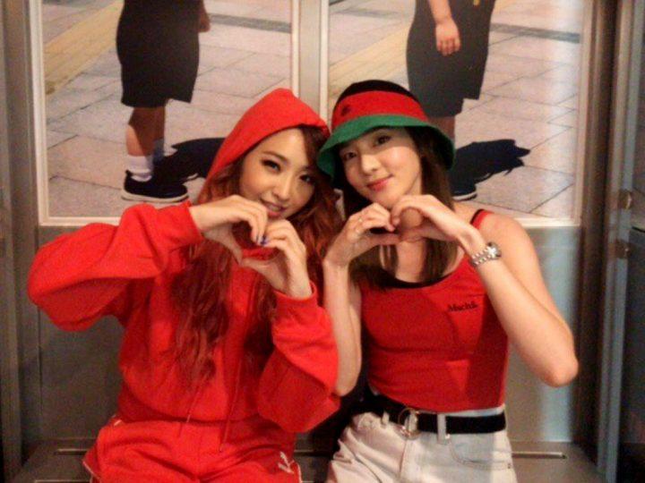 သီခ်င္းေတြတြဲလုပ္ဖုိ႔စီစဥ္ေနတဲ့ Dara နဲ့Minzy