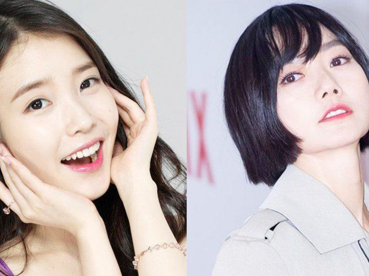 ဇာတ္လမ္းသစ္မွာ ပါဝင္႐ုိက္ကူးဖုိ႔ အတည္ျပဳလိုက္တဲ့မင္းသမီးBa Doo Na နဲ႔ IU