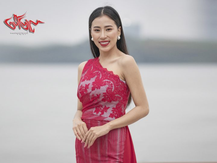 Miss Universe 2018 ၿပိဳင္ပြဲမွာ ျမန္မာႏိုင္ငံကိုယ္စားျပဳအျဖစ္  သြားေရာက္ယွဥ္ၿပိဳင္မယ့္ အလွမယ္ ႏွင္းေသြးယုေအာင္