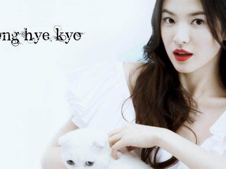 Park Bo Gum နဲ႔ ဇာတ္လမ္းတြဲသစ္႐ုိက္ကူးမယ့္  Song Hye Kyo