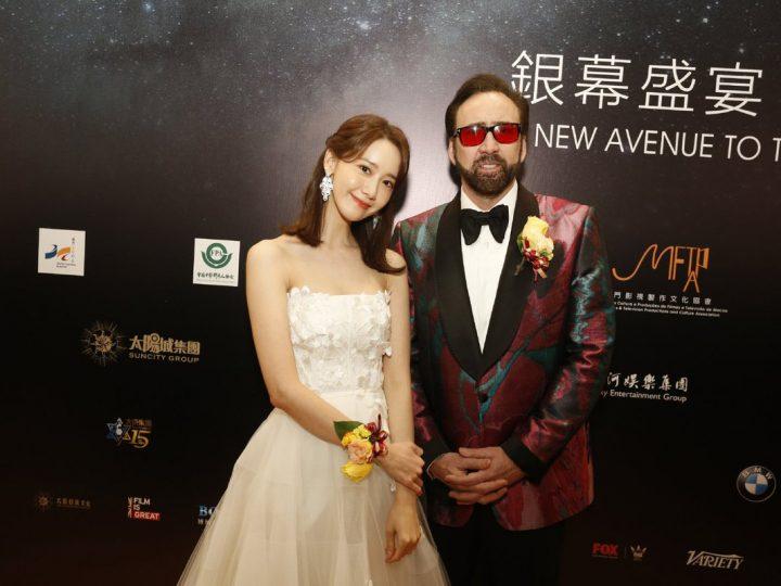 Macau International Film Festival ကုိ တက္ေရာက္ခဲ့တဲ့YoonA