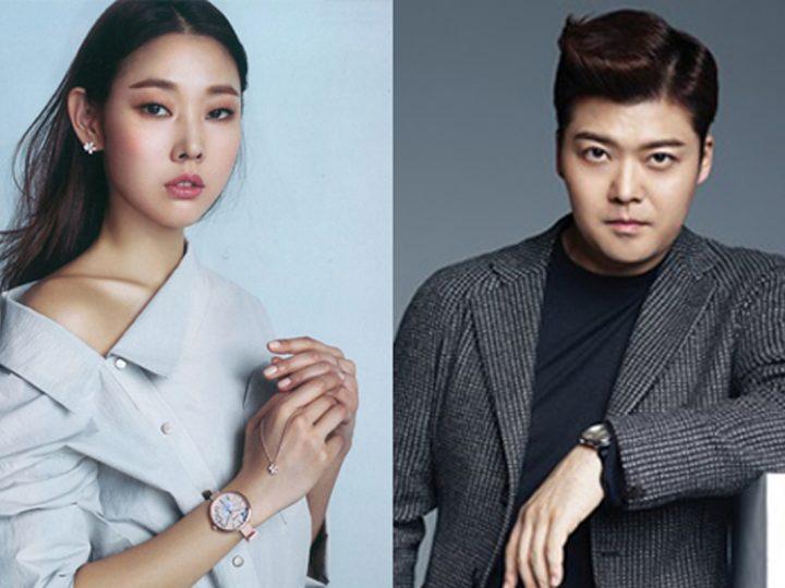 လမ္းခြဲသြားၿပီလုိ႔ သတင္းမ်ားထြက္ေပၚေနတဲ့ Jun Hyun Moo နဲ႔ Han Hye Jin