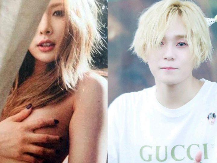 ေအဂ်င္စီတစ္ခုစီနဲ႔ ခ်ိတ္ဆက္မယ္ HyunA နဲ႔E'Dawn