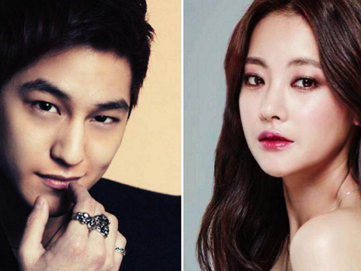 လမ္းခြဲသြားၿပီျဖစ္တဲ့ ကိုရီးယားေငြၾကယ္ပြင့္ Kim Bum နဲ႔ Oh Yeon Seo