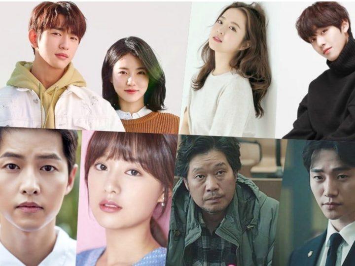 ၂ဝ၁၉ ေႏြရာသီမွာ tvN ႐ုပ္သံလုိင္းကေန ၾကည့္႐ႈရေတာ့မယ့္ ဇာတ္လမ္းတြဲသစ္မ်ား