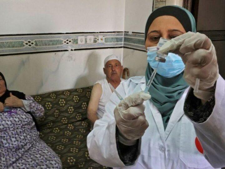 အစ္စရေးနှင့် ကိုဗစ်ကာကွယ်ဆေး လဲလှယ်ရေးစီအစဉ် ပါလက်စတိုင်းဖျက်သိမ်း