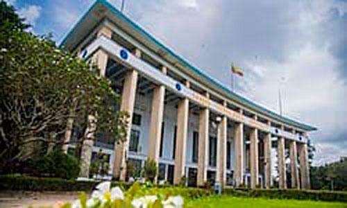 ရန်ကုန် နည်းပညာ တက္ကသိုလ် ဒုတိယ ပါမောက္ခချုပ်အပါအဝင် တက္ကသိုလ်(၁၆)ခုမှ ဒုတိယ ပါမောက္ခချုပ်များ ရာထူးမှ ထုတ်ပယ်ခံရ