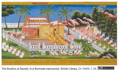၁၉ရာစုက မြန်မာ့ပန်းချီလက်ရာများ