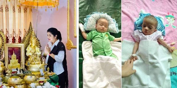 ဂေဟာကကလေးတချို့ အရေးပေါ်ဆေးရုံတင်ထားရတဲ့အတွက်စိုးရိမ်နေရတဲ့ခိုင်နှင်းဝေ