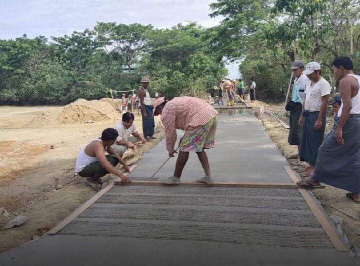 ယခုဘဏ္ဍာနှစ်အတွင်း နိုင်ငံတစ်ဝန်း ကျေးရွာပေါင်း ၄၃၂ ရွာတွင် မြစိမ်းရောင်ကျေးရွာ စီမံကိန်း ဆောင်ရွက်နိုင်ခဲ့