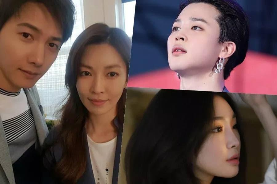 Green Noble Club ရဲ့ အဖွဲ့ဝင် အသစ်တွေ ဖြစ်လာတဲ့ Jimin, Chugha, Kim Soo Yeon နဲ့ Lee Song Woo