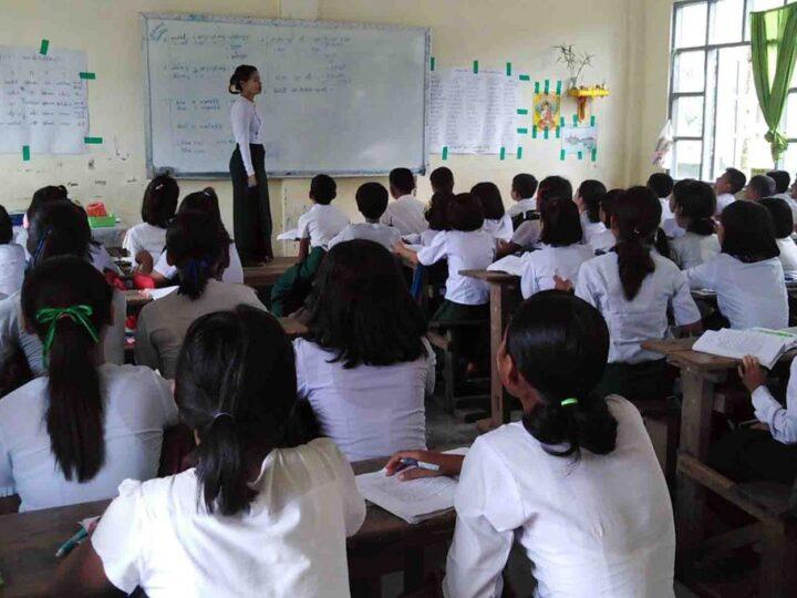 တစ်နိုင်ငံလုံးရှိ စာသင်ကျောင်းများ နိုဝင်ဘာလဆန်းတွင် ပြန်လည်ဖွင့်လှစ်မည်